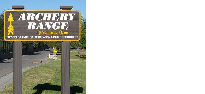Woodley Park Archery Range Welcome